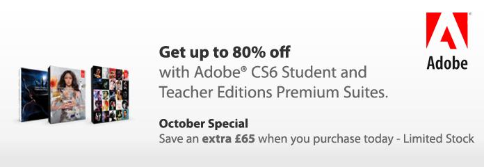 adobe student pricing