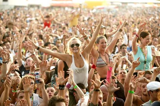 Фестивали лета