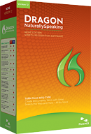Dragon Naturally Speaking 12 Home Edition