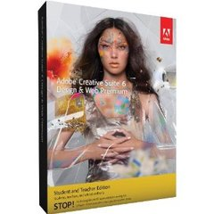 Adobe CS6 Design and Web Premium Student Edition
