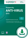 Kaspersky Anti-Virus 2015