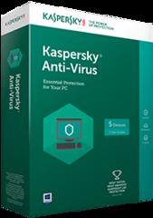 Kaspersky Anti-Virus 2017
