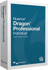 Dragon Professional Individual 15 Edition