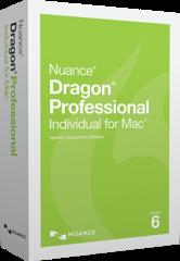 Dragon Professional Individual 6 for Mac Edition