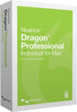 Dragon Professional Individual 6 for Mac Educat...