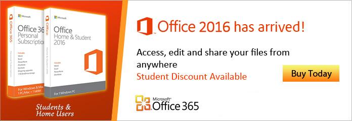 Microsoft Office 2013 & 365