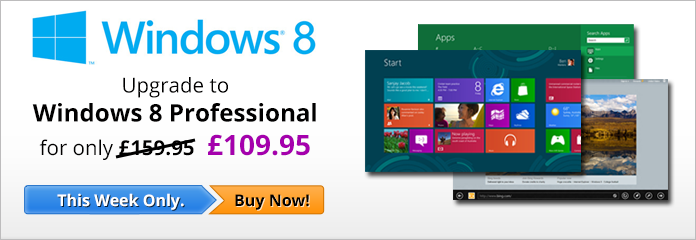 Windows 8 New Price