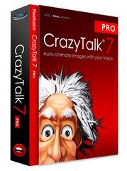 CrazyTalk 7 - Animation Software
