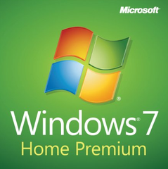 Microsoft Windows 7 Home Premium OEM