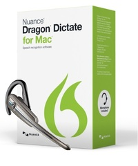 Dragon Dictate 4.0 Educational for Mac - Wireless Edition
