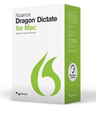 Dragon Dictate 4.0 Educational for Mac - Headset Edition