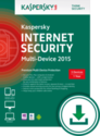 Kaspersky Internet Security 2016 Multi Device -...