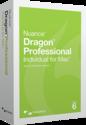 Dragon Professional Individual 6 for Mac Educat...