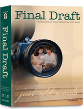 Final Draft 8 (Mac)