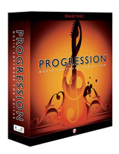 Progression Guitar Software
